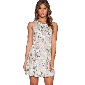 Revolve BB Dakota Kenon Mini Dress In Nude